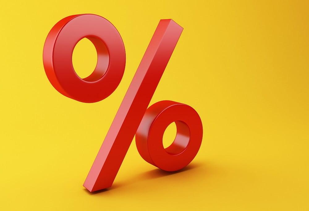 jak obliczać procent z danej kwoty