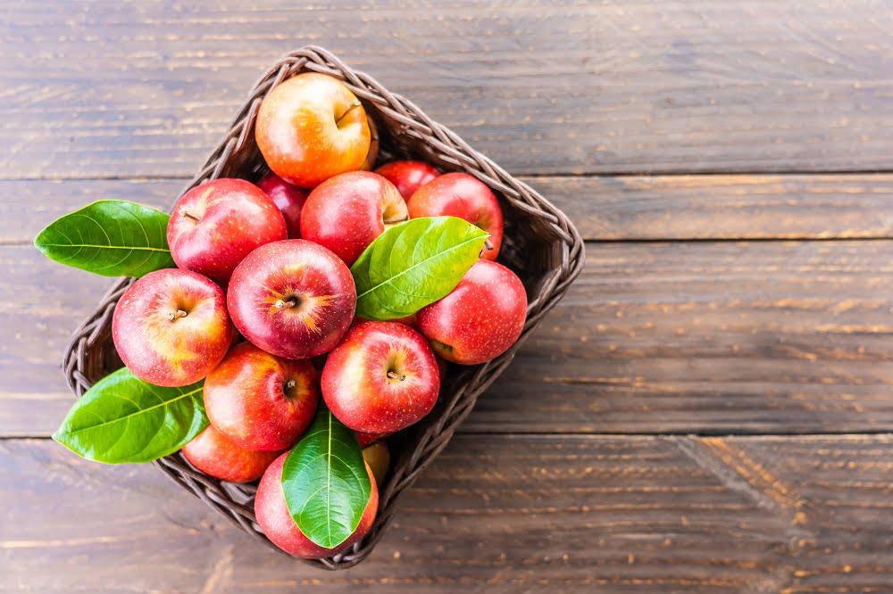 kaloryczność jabłka