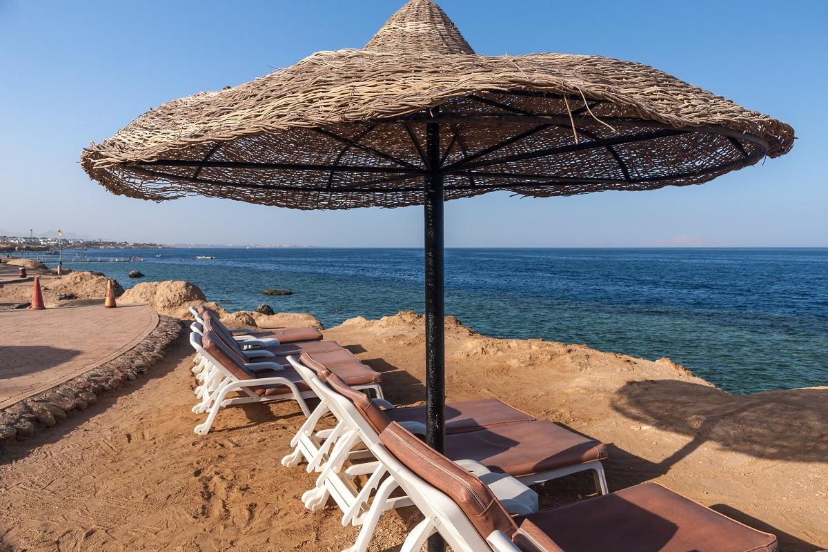 wakacje w styczniu Egipt